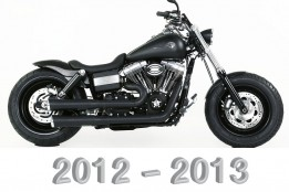 Modelle 2012 - 2013 mit ABS