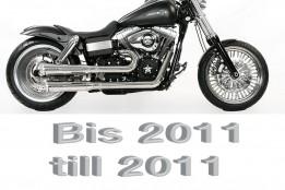 Fat Bob Modelle bis 2011