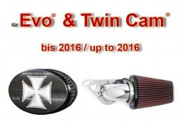 Evo & Twin Cam bis 2016