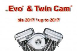 Evo & Twin Cam bis 2017