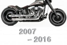Softail Modelle 2007 - 2016