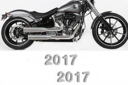 Softail Modelle 2017