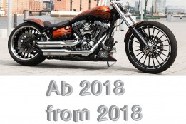 Softail Modelle ab 2018