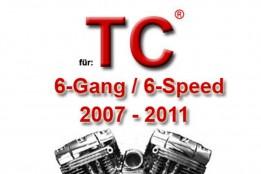 Twin Cam® 6-Gang Modelle 2007 bis 2011