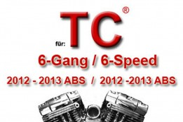 Twin Cam® 6-Gang Modelle ab 2012 mit ABS