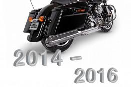 Touring Modelle 2014 - 2016