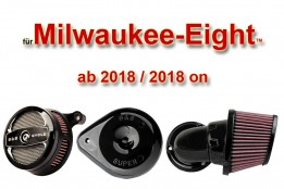 Milwaukee-Eight ab 2018