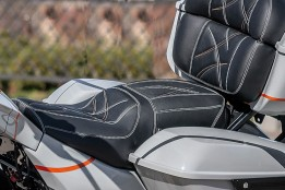 Sitzbänke mit Schaumstoffpolsterung