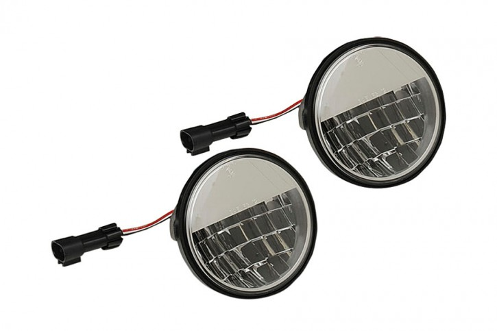 """4,5"""" LED-Einsätze für Zusatzscheinwerfer"""