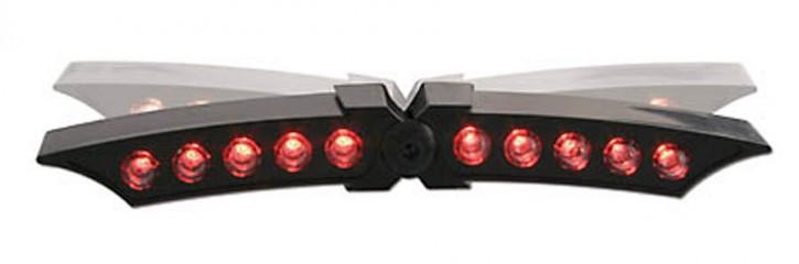 X-WING Rücklicht, schwarz