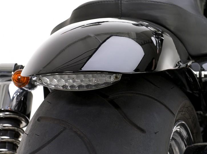 Aufnahme unter Fender, LED-Mini-Rücklicht