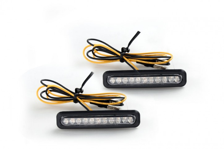 Leuchtband-String-Blinker im 3D ABS-Gehäuse