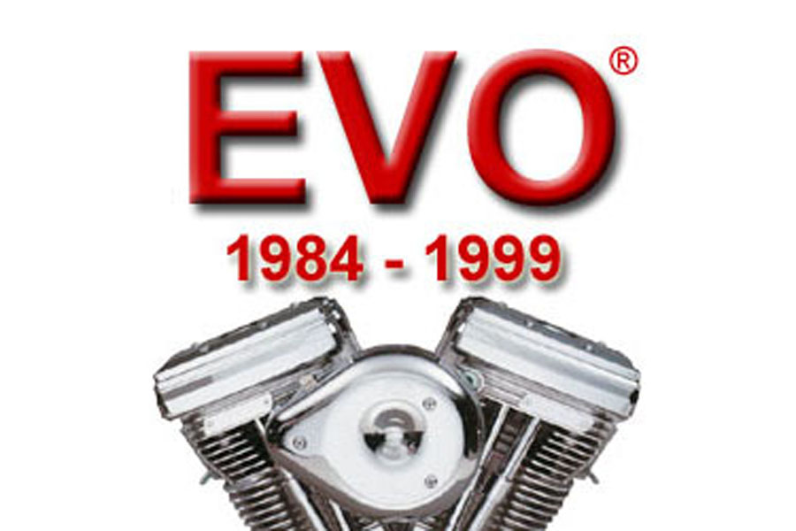 Evolution® 5-Gang Modelle 1986 - 1999