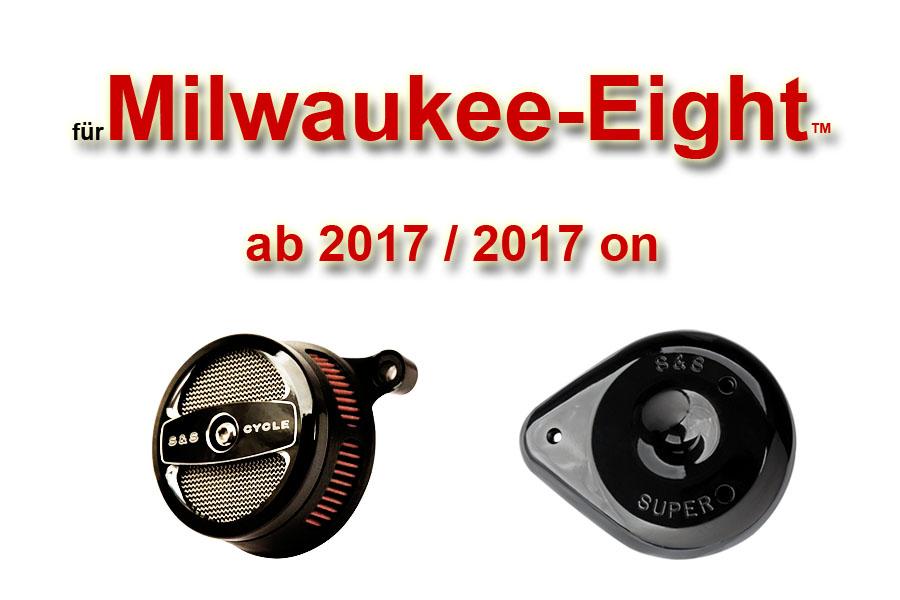 Milwaukee-Eight ab 2017