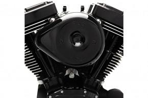 S&S Luftfilter Teardrop Black