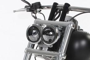 LED Doppel-Scheinwerfereinsatz