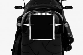 Anbau, LED 3-1 Rücklicht/Blinker Kombi
